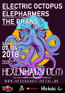 Elepharmers, The Phans, Electric Octopus
