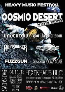 Cosmic Desert - Winter Edition