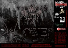 Full Metal Night mit The Aeons Torn, Kâl und Caves