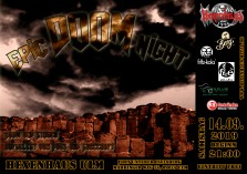 Valley of Doom presents: Epic Doom Night