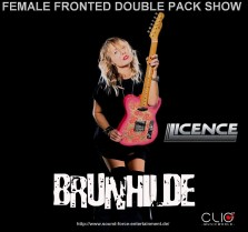Brunhilde // Licence Female Fronted Double Pack Show