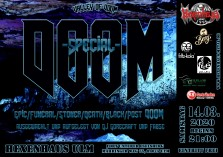 Valley of DOOM - DOOM special - Abgesagt